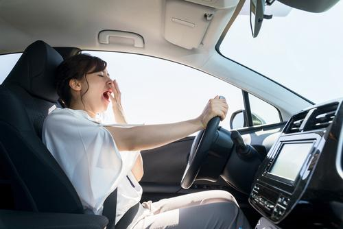 Naperville car accident lawyer driver fatigue