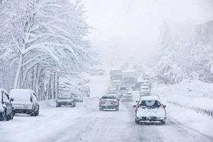 Naperville winter car accident injury attorney