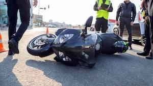 Naperville motorcycle accident injury lawyer