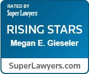 Megan Super Lawyer Rising Star