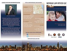 Mevorah & Giglio Law Offices Brochure