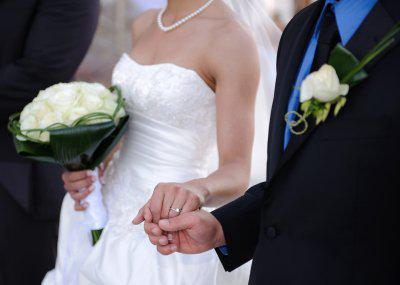 Walking Down Aisle Marriage