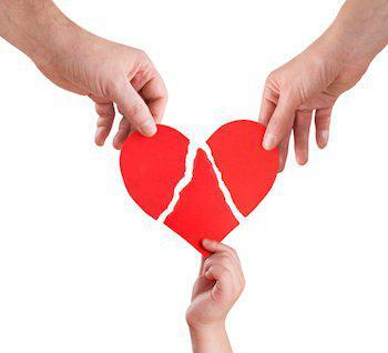 divorce children custody 164023569